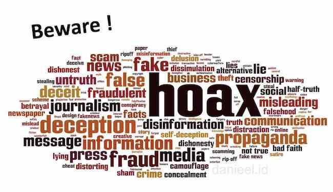 Memahami Maraknya Fenomena Hoax