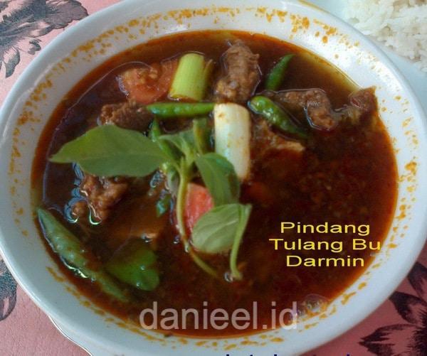 Beef Bone Pindang Palembang