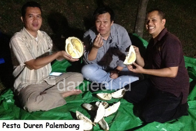 Palembang Durian Party