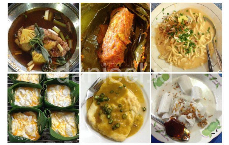 14 Tempat Wisata Kuliner Palembang Paling Nikmat