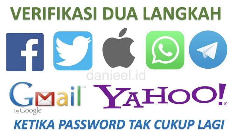 Password Tak Lagi Cukup, Yuk Gunakan Verifikasi Dua Langkah