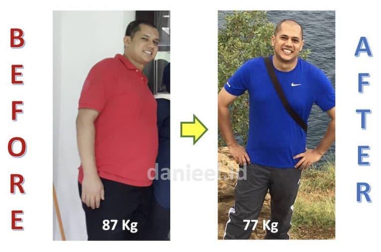 10 Tips Turun Berat Badan 10 Kg Dalam 6 Bulan