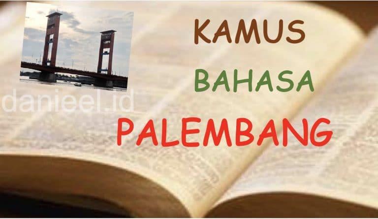 Kamus Bahasa Palembang