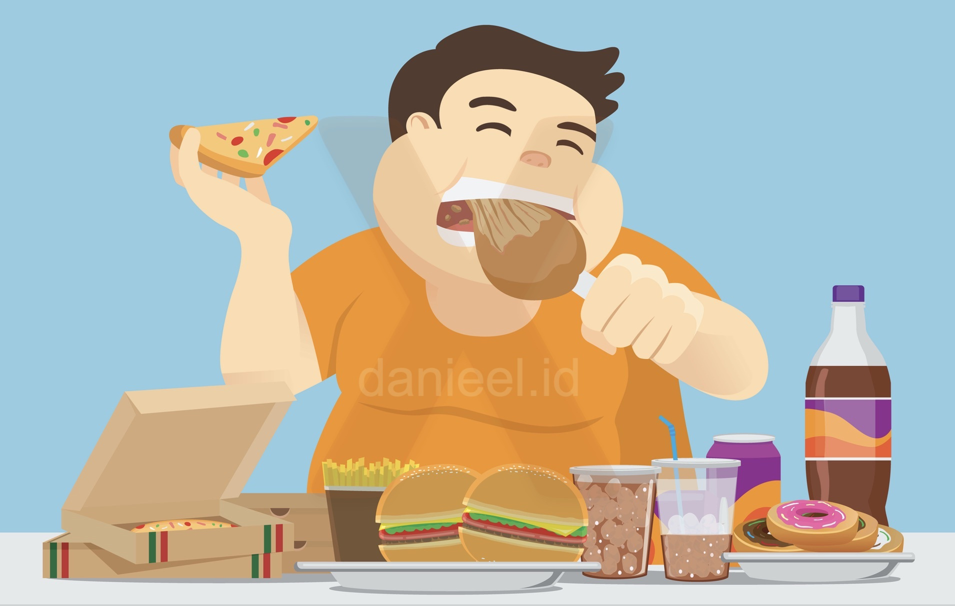 Do not Overeat
