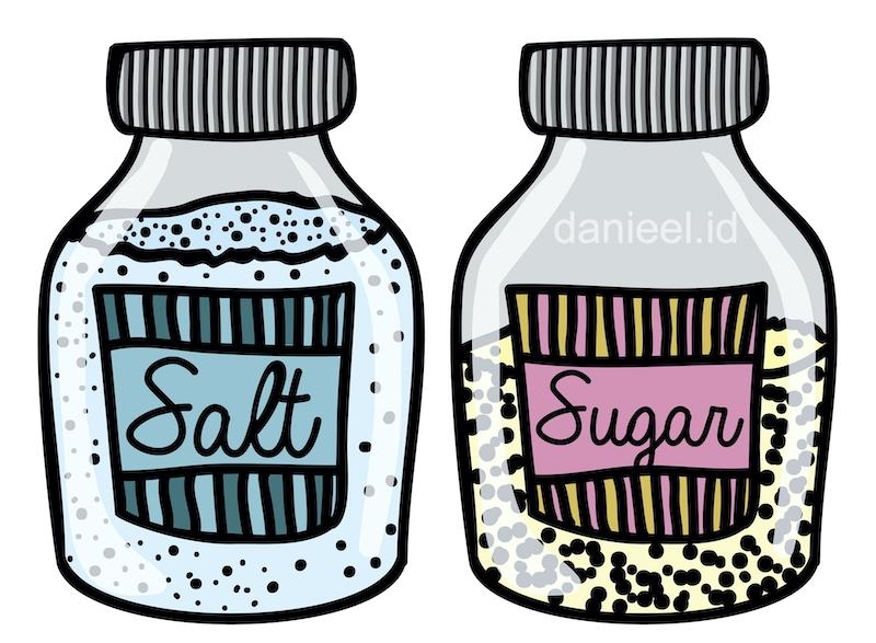 Avoid Excessive Sugar and Salt