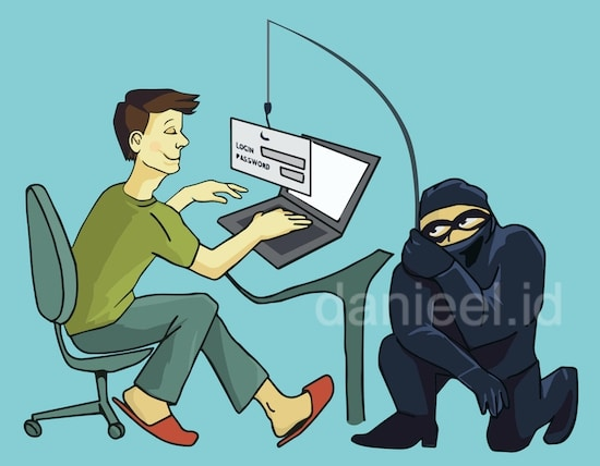 Be Careful! Pishing, hackers are always trying to steal your account ...