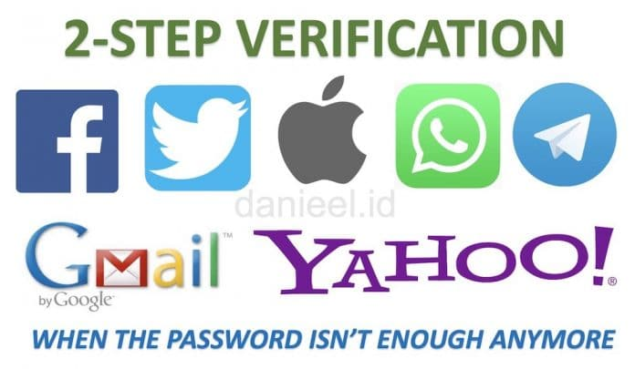 Two-Step Verification, When The Password is not enough anymore